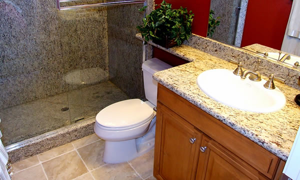 Bathroom Plumbing Repair in Cleveland, Ohio.