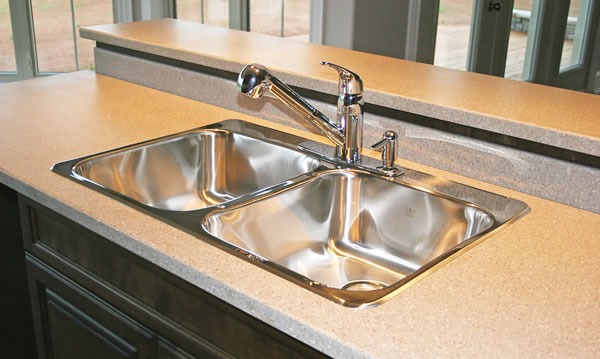 Faucet and Sink Repairs and Installations in Cleveland, Ohio.