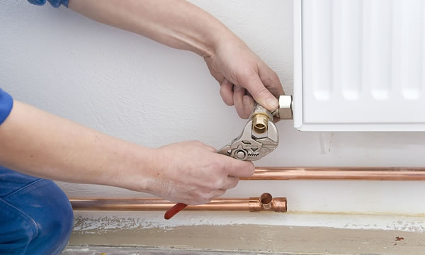 Gas Piping and Gas Line Installer in Cleveland, Ohio.
