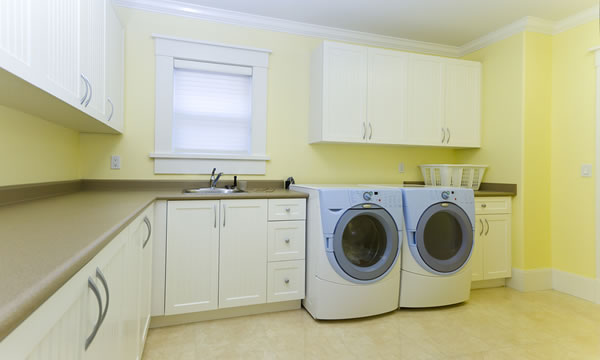 Laundry Room Plumber in Cleveland, Ohio.